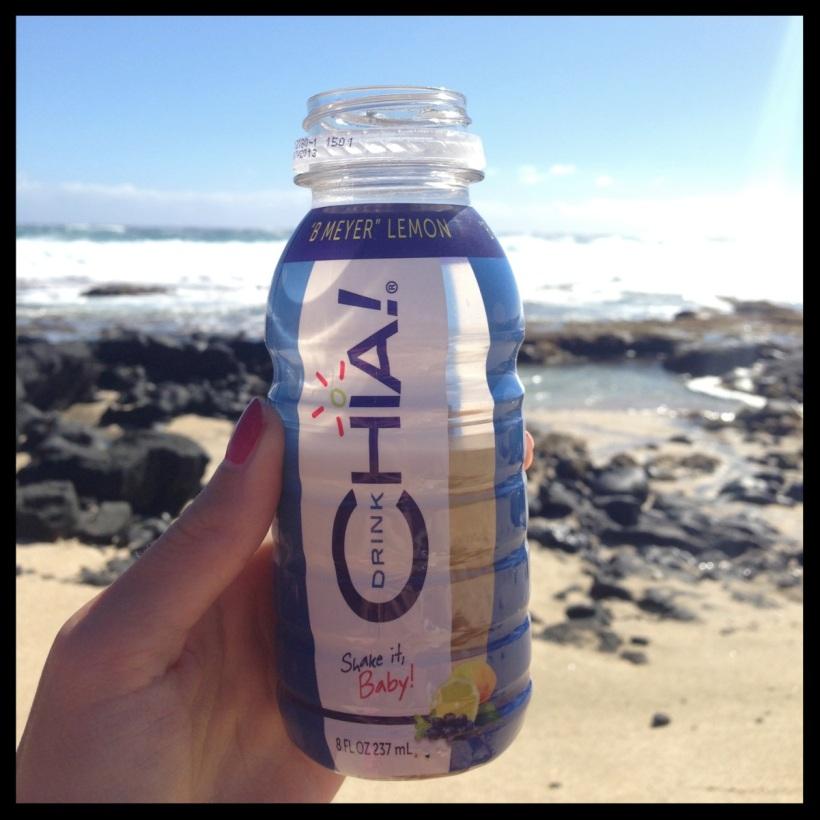 drink chia beach