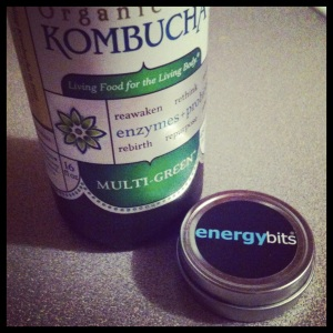 kombucha and bits