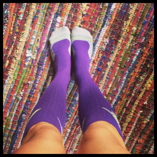 ProCompression Marathon Purple