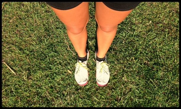 Start surface: grass